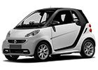 Smart Fortwo 2 (451) 2007 - 2015